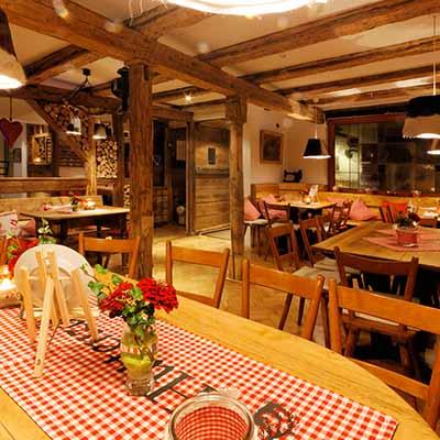 Restaurant Goldener Löwen - Innenansicht