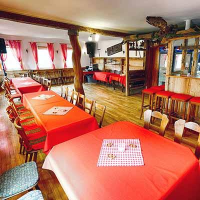 Restaurant Goldener Löwen - Saal